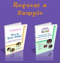 Free sample of Your & Your Baby and Caring for Your Late Preterm Infant DVDs
