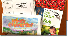 Free Agriculture in the Classroom CD, Flashdrive- Educators