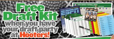 Free-fantasy-football-draft-kit-hooters