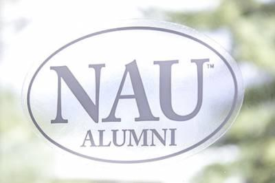 Free-nau-alumni-window-cling
