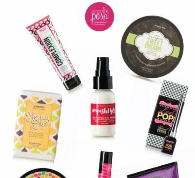 Free Samples from Lets Be Posh