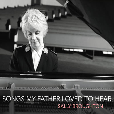 Free Sally Broughton's Music CD from The Salvation Army