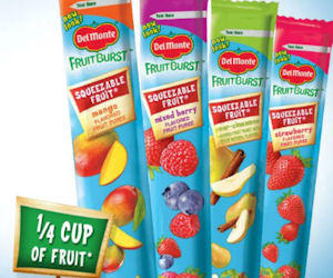 Free-sample-del-monte-fruit-burst-squeezable-tubes
