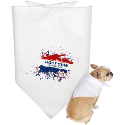 Adorable-deplorable-dog-bandanna