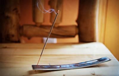 Free-incense-zen-sticker