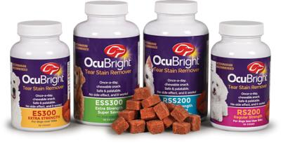 Free OcuBright Tear Stain Remover 30-Day Sample