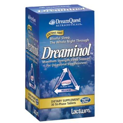 Free DreamQuest Dreaminol Sleep Aid Sample