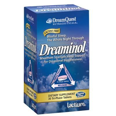 Free DreamQuest Dreaminol Sleep Aid Sample