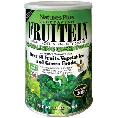 Free Natures Plus Fruitein Revitalizing Shake Sample