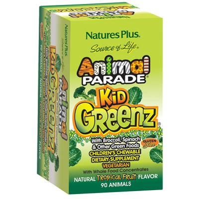 Free-sample-animal-parade_c2_ae-kidgreenz_c2_ae-children039s-chewables-tropical-fruit-flavor