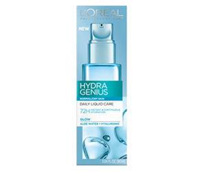 Free-l039oreal-hydra-genius-moisturizer