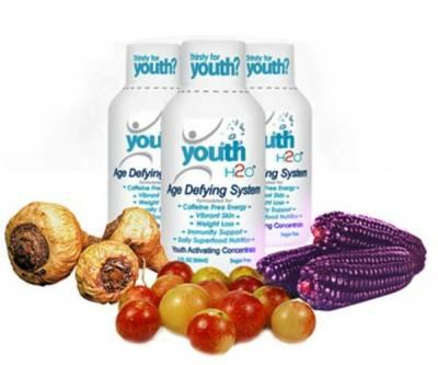 Free youthH2O Age Defying System & New Products For Becoming A Glambassador