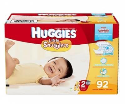 Free-sample-huggies-little-snugglers