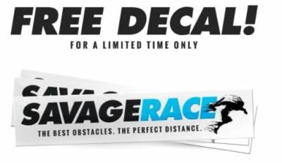 Free-decal-savagerace