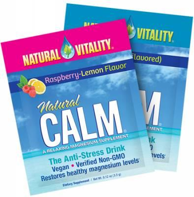 Free-natural-calm-drink-sample
