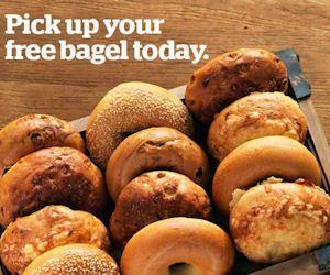 Free-bagel-everyday-march