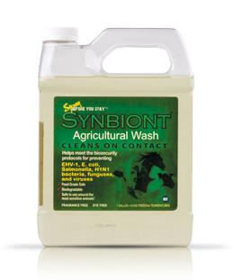 Free Sample Biosecurity Wash For Horses
