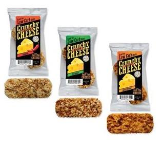 Free-sample-crunchy-cheese