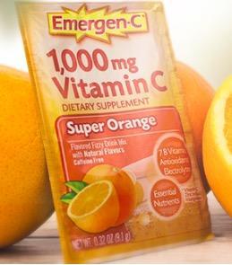 Free-sample-emergen-c-vitamin-drink-mix