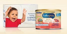 Free Sample of Enfagrow Toddler Next Step