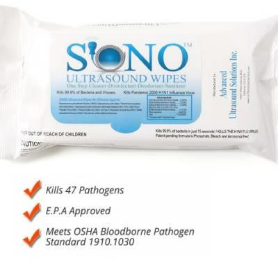 Free-sono-disinfectant-ultrasound-wipes-healthcare-professionals