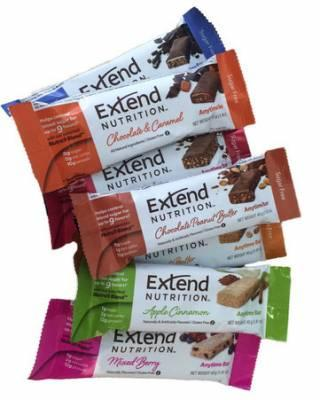 Free-extend-nutrition-bar