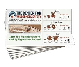 FREE Tick ID Card