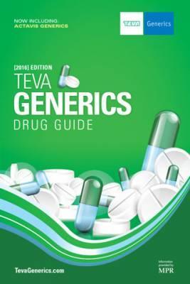 Free Teva Generics Drug Guide - 2017 Edition