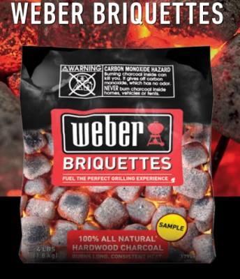 Free-sample-weber-briquettes