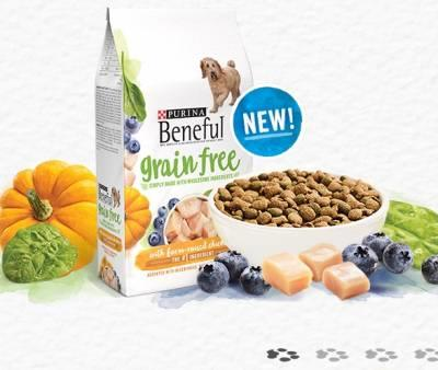 Free Sample of Purina Beneful from Walmart