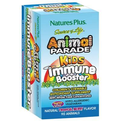 Free Animal Parade Kids Immune Booster Chewable