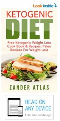 Free Kindle Book - Ketogenic Diet Free: Ketogenic Weight Loss Cook Book & Recipes