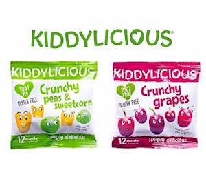 Free Kiddylicious Treat