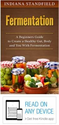 Free Kindle Book - Fermentation: A Beginners Guide to Create a Healthy Gut, Body and You