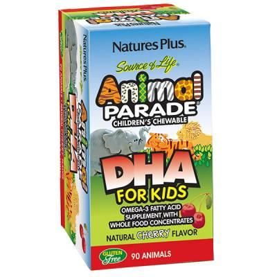 Free Animal Parade DHA Children's Chewable