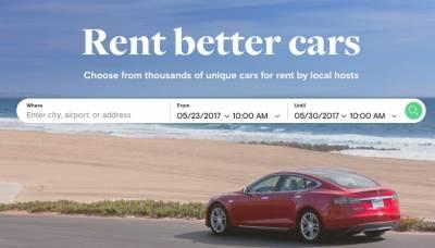 Get $25 Discount on Car Rental at Turo.com
