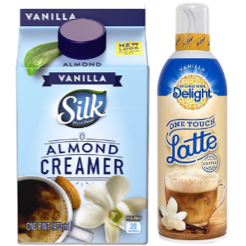Free International Delight One Touch Latte Or