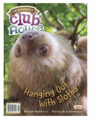 3 Issues of Clubhouse Magazine