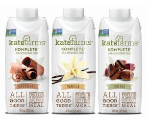 Free Sample of Kate Farms Nutrition For Health Care Professionals