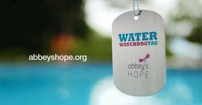 Free Water Watchdog Tag
