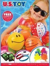 Free U.S. Toy Company Catalog