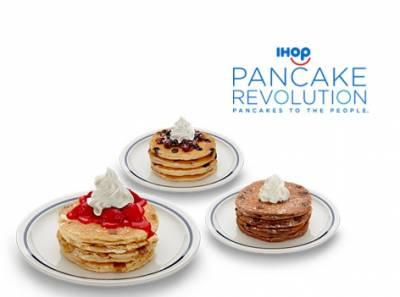 FREE birthday meals and more at IHOP