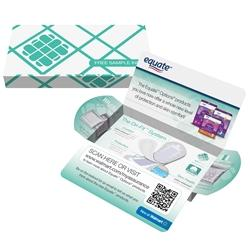 Free Equate and Assurance Sample Pack
