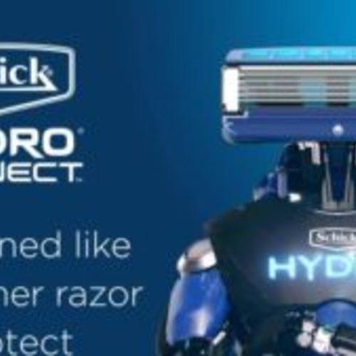 Free Schick Hydro Connect Razor Refill