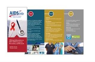 Free AIDSinfo Brochure & Glossary of HIV/AIDS-Related Terms