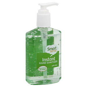 Free Smart Sense Hand Sanitizer at Kmart