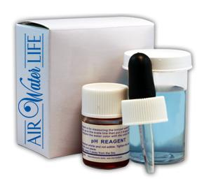 Free Air Water Life pH Test Kit