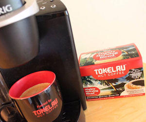 Free Tokelau MCT Coffee