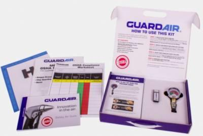 Free OSHA Kit from Guardair