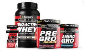 Free Isatori Workout Supplement Samples